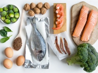 57353009 - omega 3 fatty acid food collection