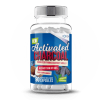 Forza activated charcoal tablets