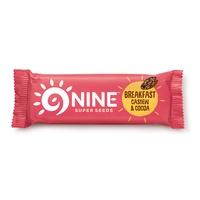 Cashew & Cocoa Breakfast Boost