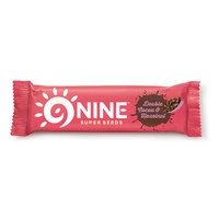 9 Bar Double Cocoa & Hazelnut
