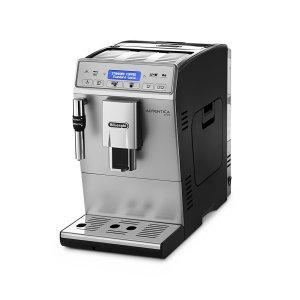 DeLonghi ETAM29.620.SB Autentica Plus Bean to Cup Coffee Machine, 1450 W, Black and Silver [Energy Class A]