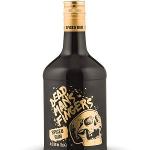 Dead Mans Fingers Spiced Rum 37.5 Percent ABV 70cl