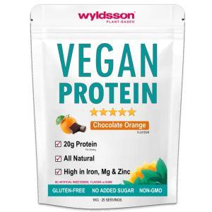 Vegan Protein (Wyldsson)