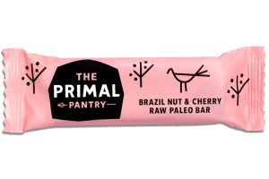 Primal Pantry- Brazil Nut & Cherry Raw Paleo Bar