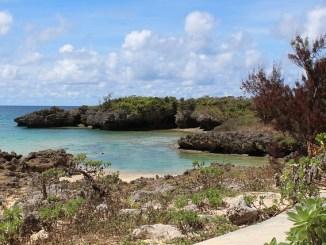 Okinawa - home of the Okinawan Diet.