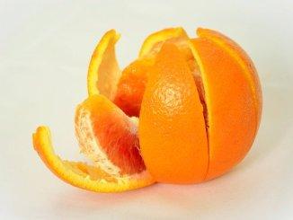 Orange peel is a source of PMFs.