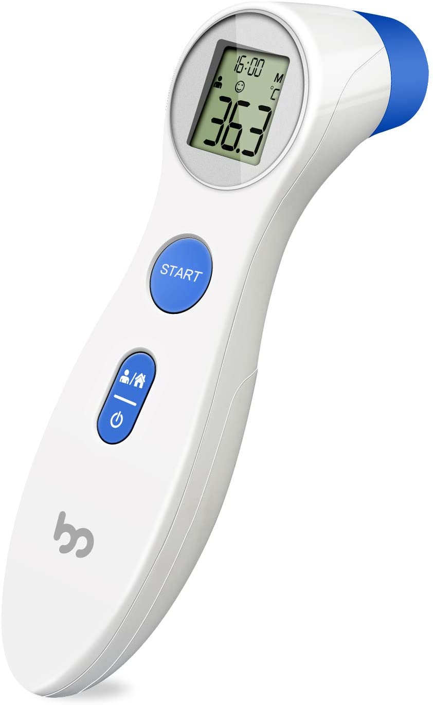 TPZ No Touch Infrared Forehead ThermometerThermometer Suitable for Baby an...