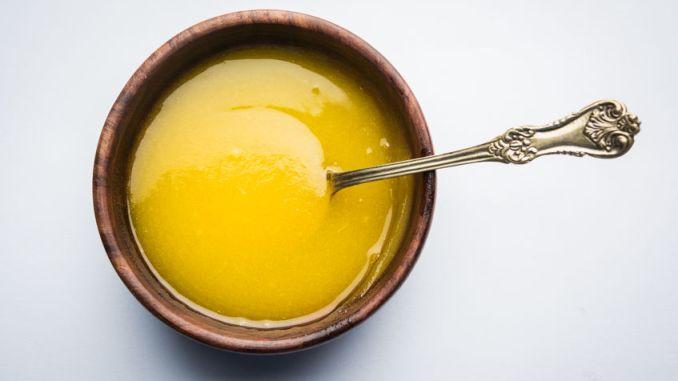ghee or butter oil
