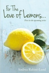 For the love of lemons book