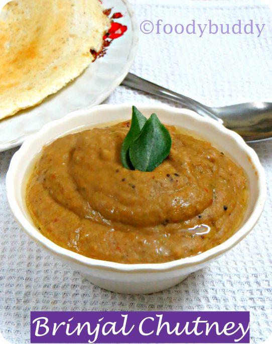 chutney with brinjal