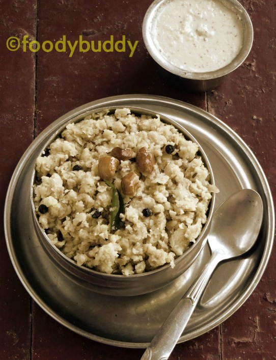 INDIAN OATS BREAKFAST RECIPE