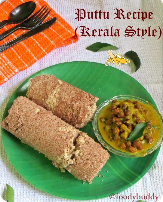 easy puttu recipe kerala style
