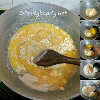 badam mysore pak recipe