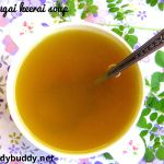 DRUMSTICK LEAVES SOUP RECIPE