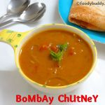 Bombay Chutney Recipe / Side dish for idly dosa