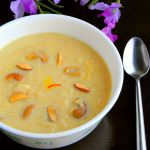 RICE COCONUT KHEER RECIPE WITH JAGGERY