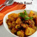 potato roast chettinadu style