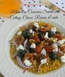 Five Spice Moroccan Couscous Salad With Raisins