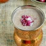 Ragi Koozh Recipe / Kezhvaragu Koozh / Finger Millet Porridge