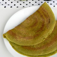 Kale Dosa Recipe / Kale Recipe Indian Style