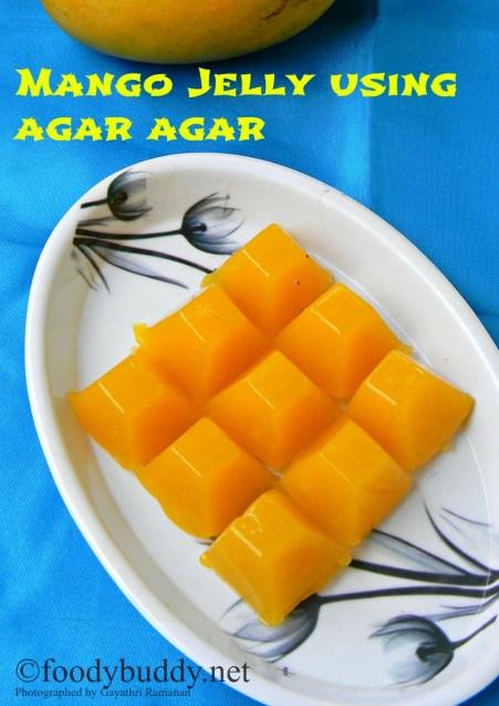 mango jelly recipe