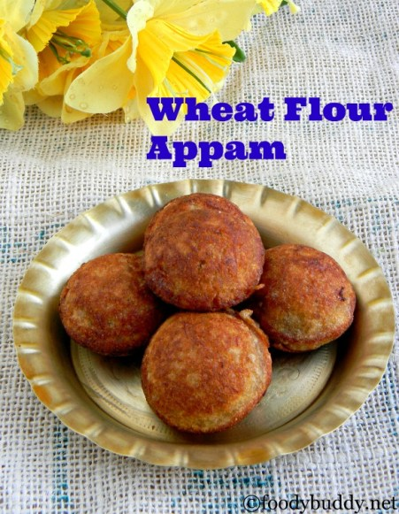 instant sweet appam