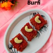 beetroot burfi recipe