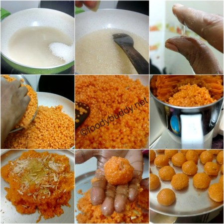 HOW TO SHAPE PERFECT LADOO