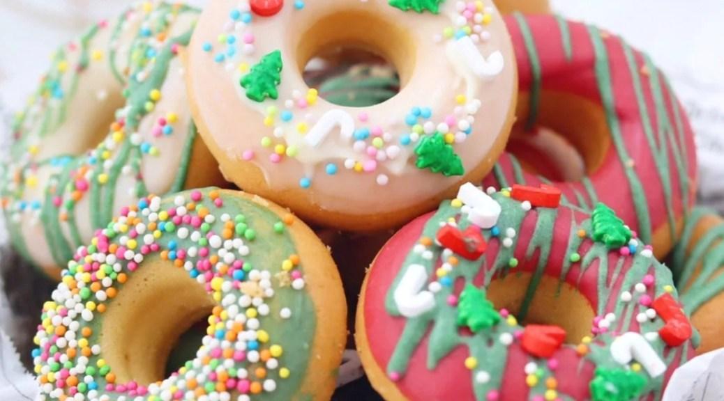 easy making donut