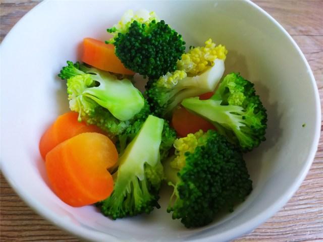 boiled veggie 2