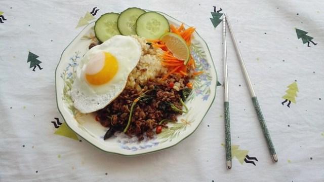 pad kra pow recipe cover