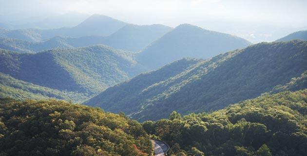 Blue-Ridge-Parkway-aerial-shot-front