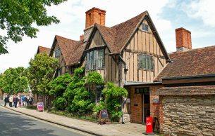 Old Town Stratford-upon-Avon