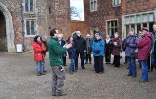 Hodsock Priory tour