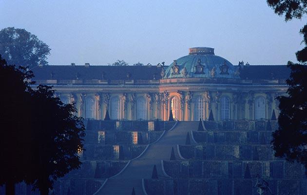 Sanssouci Orangery TMB Fotoarchiv