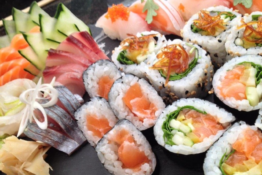 Mercy Hotel Sushi