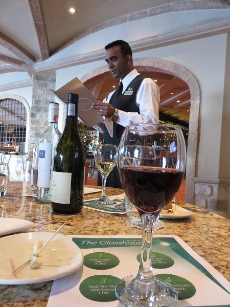 PO winetasting