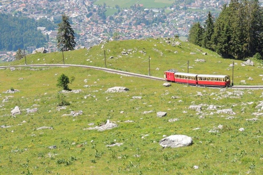 jungfrau valley