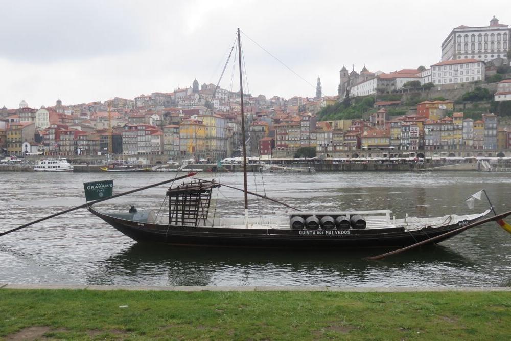 port rio douro