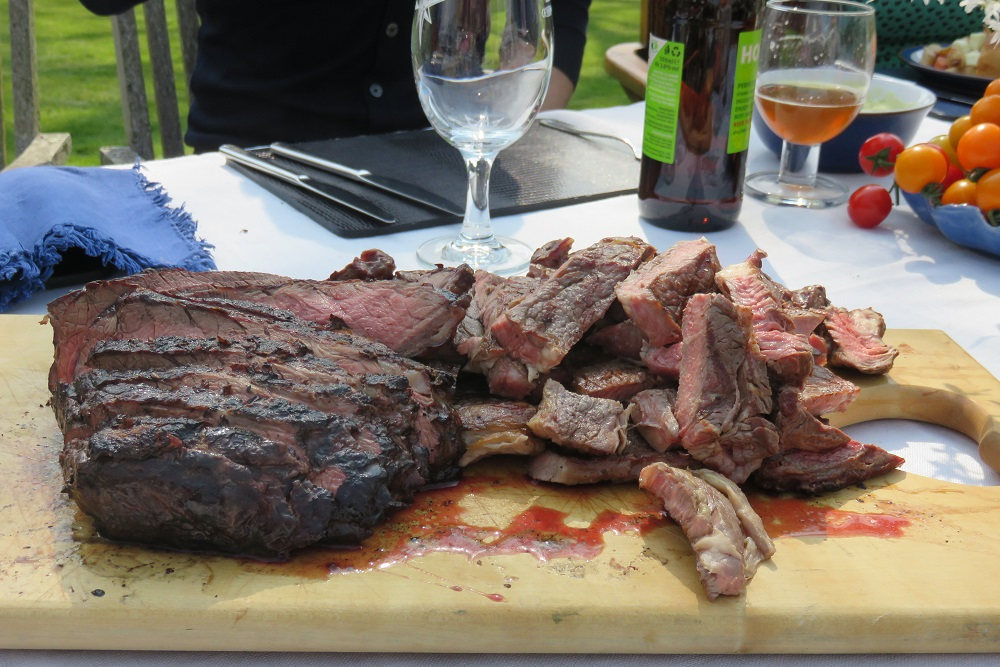 Trenchmore Farm bbq beef