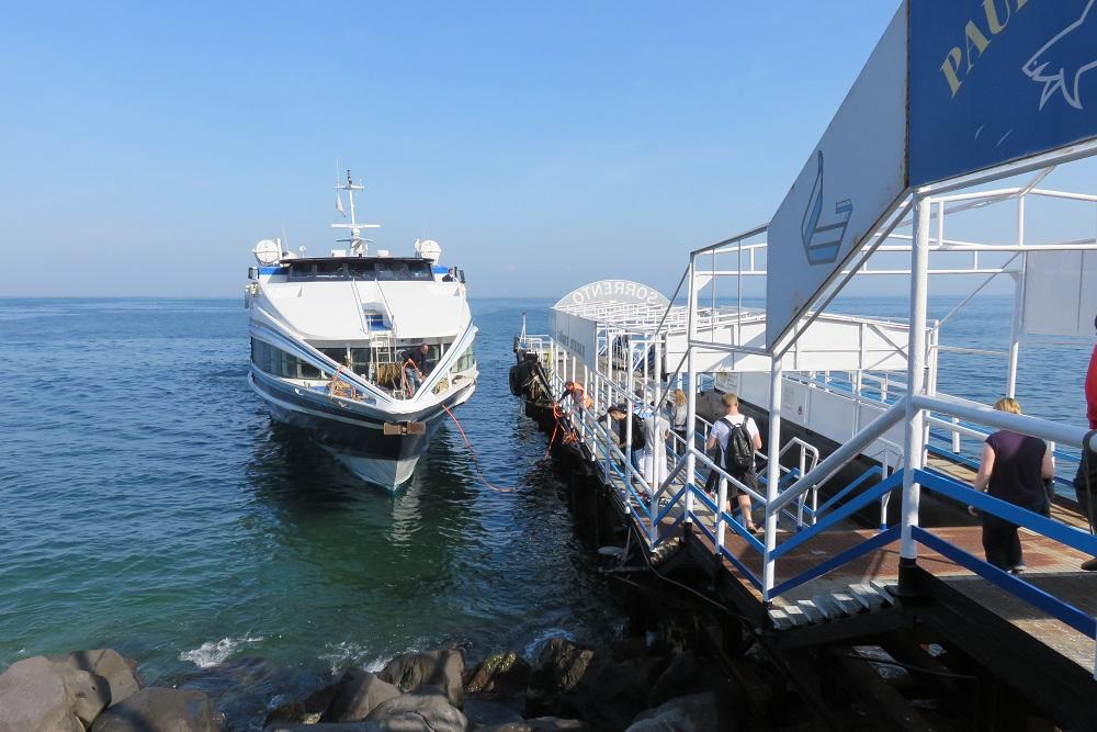 Capri Cruising Opt 1