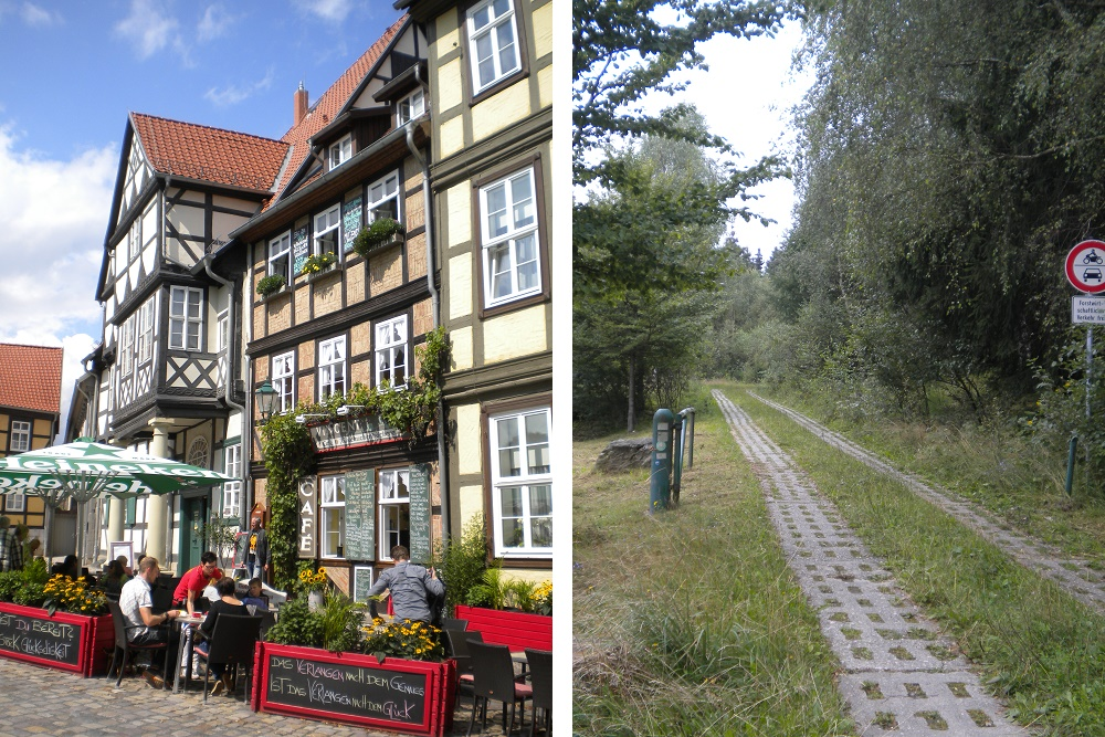 Quedlinburg and the Iron Curtain