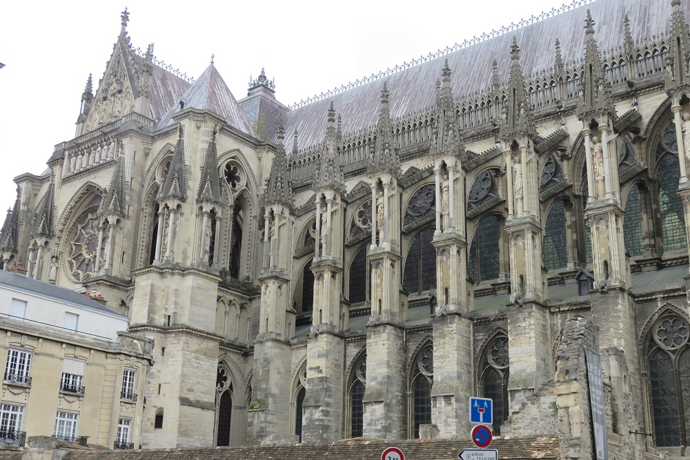 2. Reims Cathedral