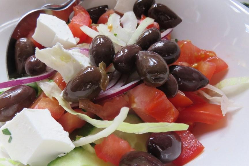 Fantasia Palace salad