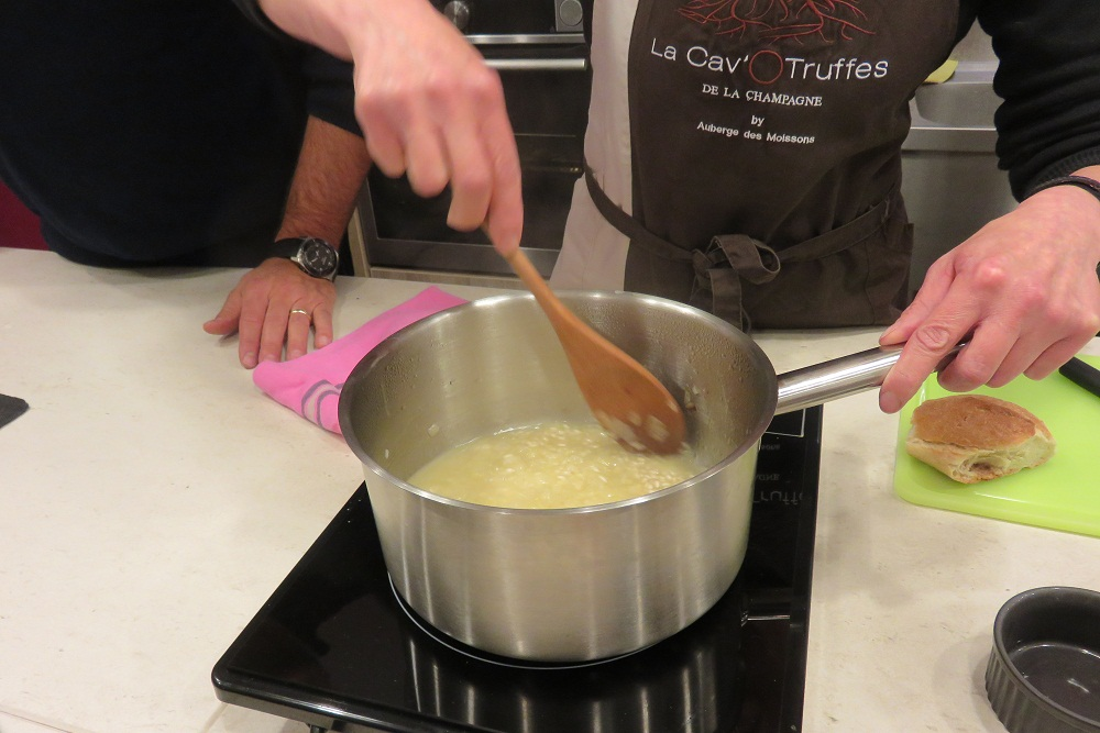 1b Truffles Cookery lesson