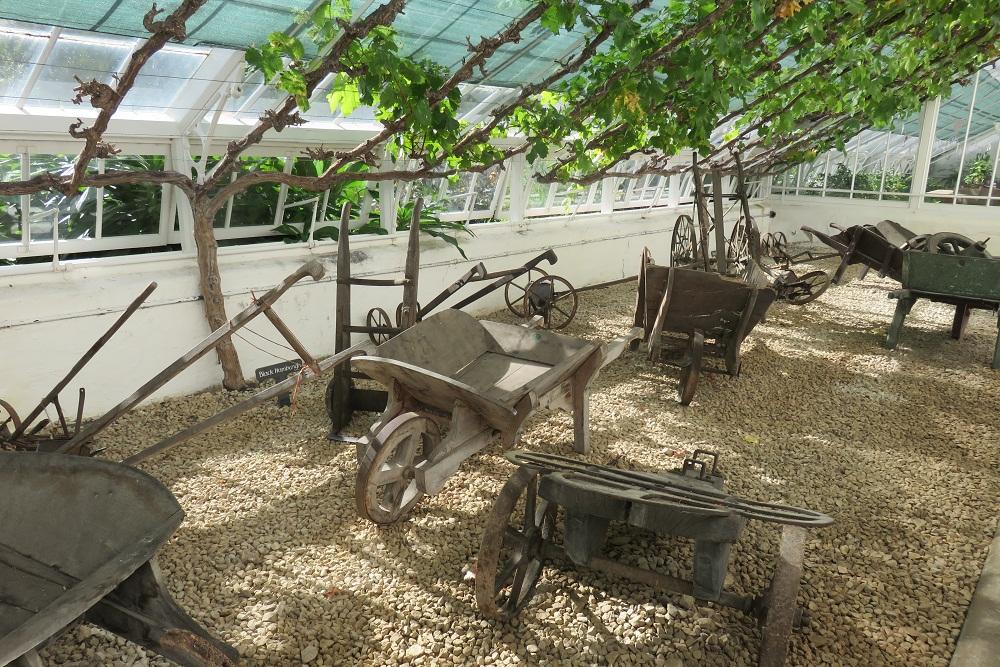 4. Clumber Park Museum of garden equipment