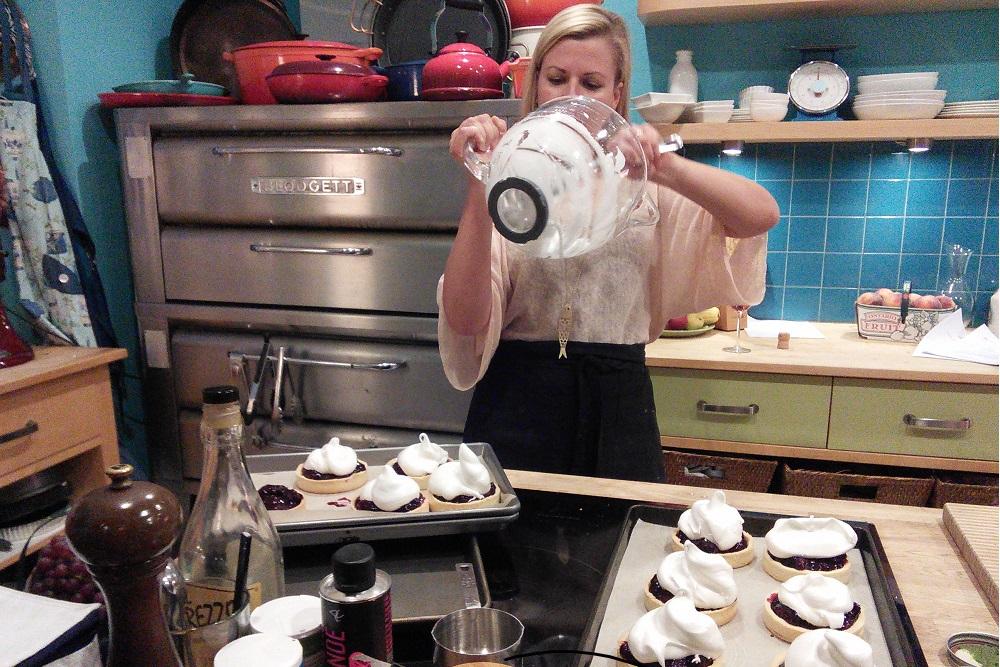 Olson recipes blackberry Tarts