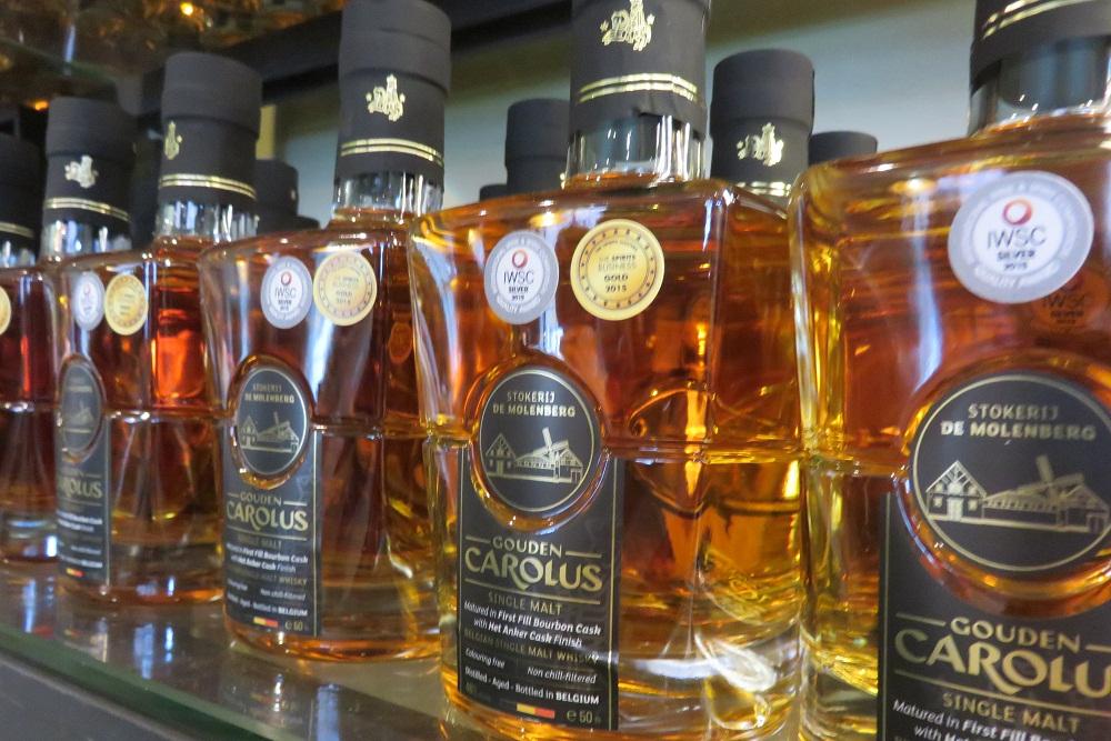 Mechelen And Whisky too