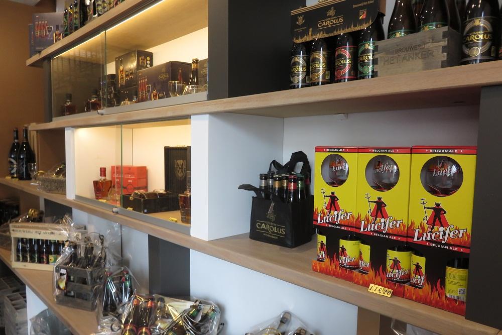 Mechelen beer brewing