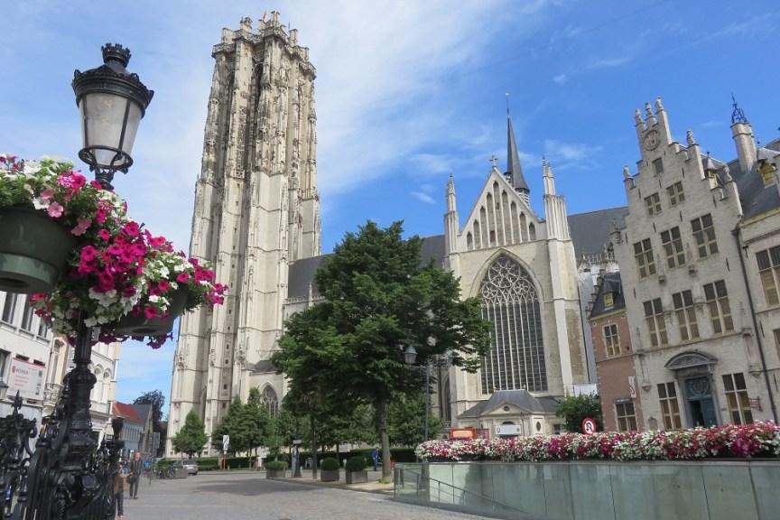 Mechelen view